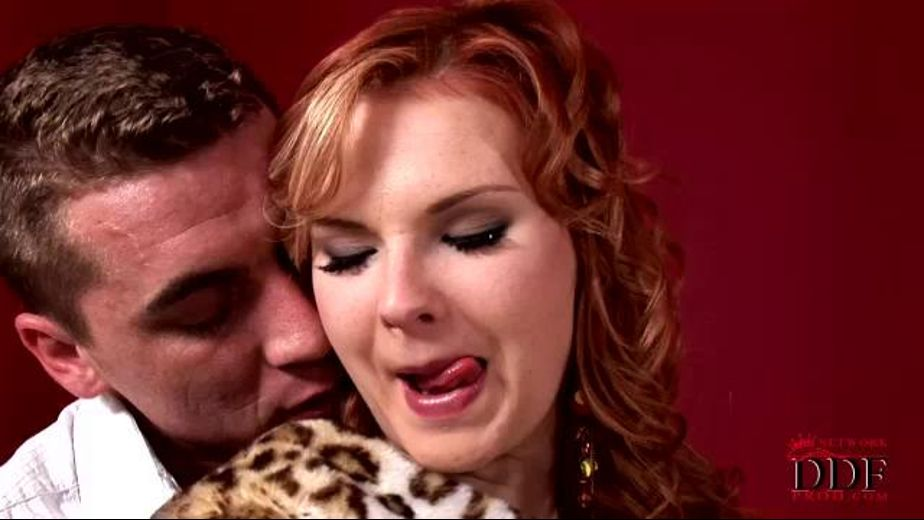 Plug That Wet Hot Red Hole, starring Tarra White and Steve Q., produced by DDF Production Ltd. Video Categories: Anal, Big Tits and Redheads.