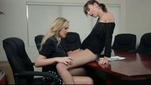 Zoe Voss Does Something Surprising to Julia Ann.