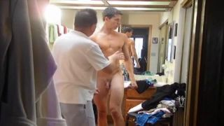 Bryan Valley's 1st Nude Photo Shoot - Scene 1