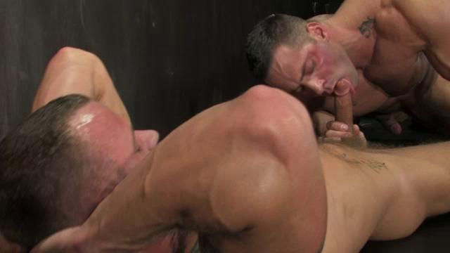 Bondage anal squirting voyerism
