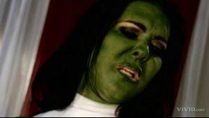 Chyna Is A Bad Assed She Hulk.