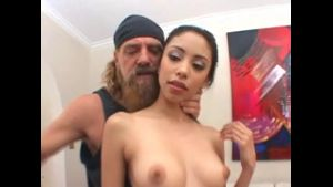 Alexis Love Introduces Herself to Daddy.