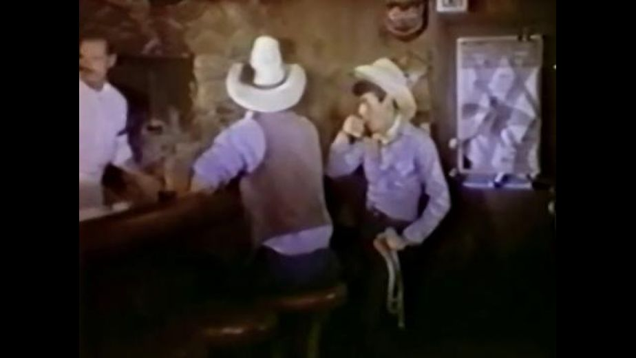 The Lonesome Cowboy's Thirst, produced by Bijou Gay Classics and Nova. Video Categories: Classic.