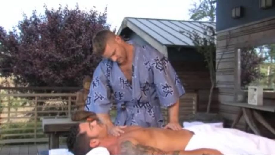 You Are in Landon Conrad's Hands, starring Landon Conrad and Mitchell Rock, produced by Falcon Studios and Falcon Studios Group. Video Categories: Massage, Bear, Blowjob and Muscles.