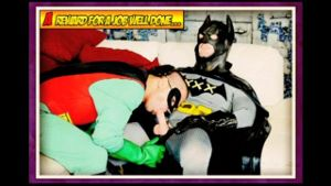 Batman And the Boy Wonder VS Rule 34.