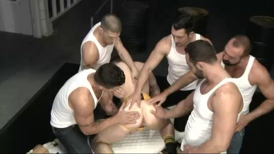 Lubing Up the Bottom Bitch Boy, starring Josh West, Troy Daniels, Fabio Stallone, Jimmy Durano, Ty Roderick and Trenton Ducati, produced by Hot House Entertainment. Video Categories: Big Dick, Anal, GangBang and Muscles.