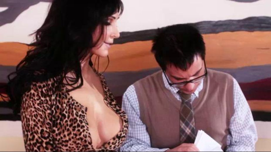 Office Nerd Seduced by Diana Prince, starring Diana Prince and Dane Cross, produced by Wicked Pictures. Video Categories: Brunettes, MILF, Adult Humor, Blowjob and Big Tits.
