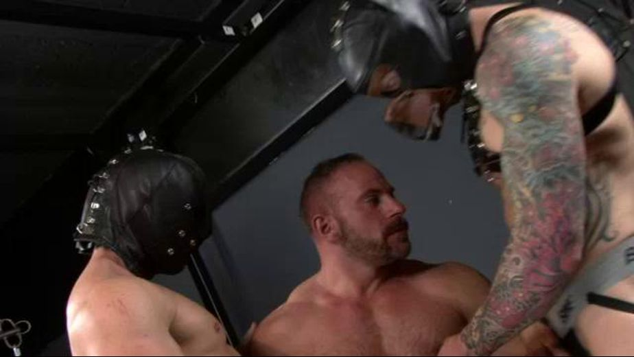 Sam Colt and Dungeon Dog Daddies, starring Mr. X, Samuel Colt and Harley Everett, produced by Uk Naked Men and Butch Dixon. Video Categories: Fetish, Big Dick, Leather, Threeway, Anal and Bear.