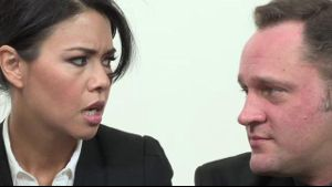 Creepy Interrogating Detectives Demand Sex.