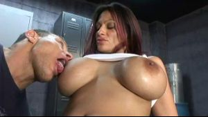 Soccer Mom's Tits the Size of Soccer Balls.
