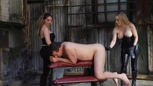 Slut Bottom Chris