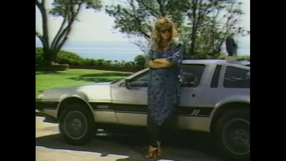 Getting Ass Back To The Future Delorean, starring Erica Boyer and Tami White, produced by Alpha Blue Archives. Video Categories: Adult Humor.