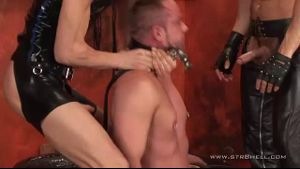 Straight Boy Hardcore Domination and Submission.