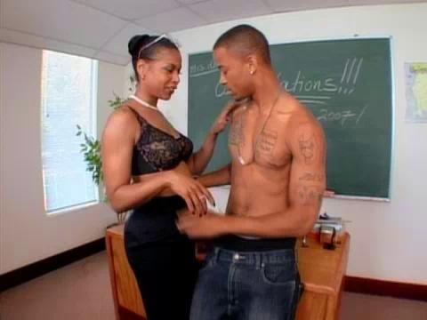 Horny black teachers