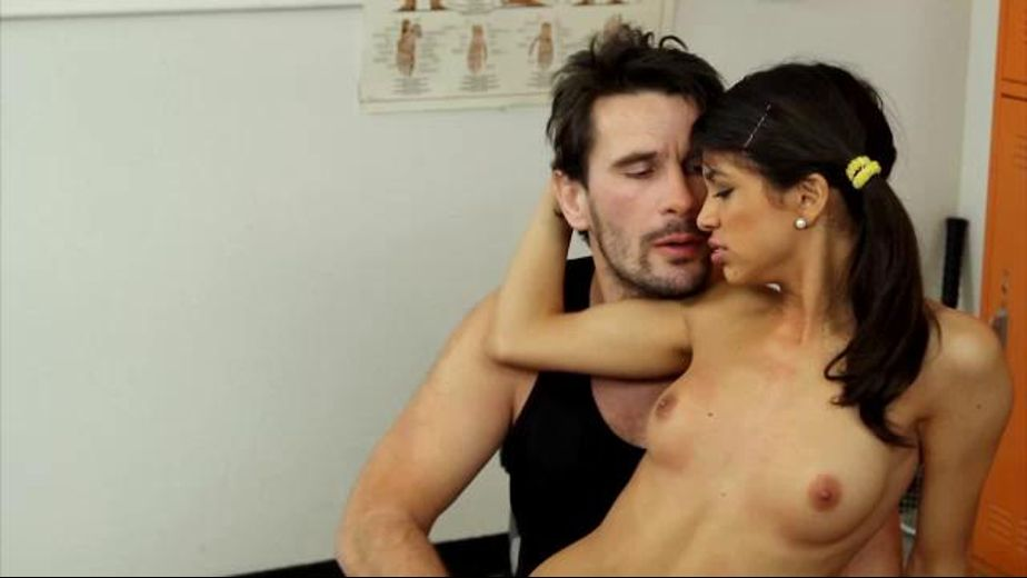 Tiny Latin Schoolgirl Works With Big Boner, starring Manuel Ferrara and Veronica Rodriguez, produced by Mile High Media and Reality Junkies. Video Categories: Brunettes, Small Tits, Blowjob, College Girls and Latin.
