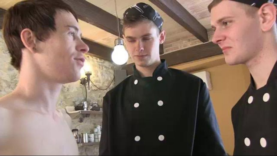 Don't Piss Off the Chef, produced by Bareback Boys. Video Categories: Euro, College Guys, Bareback, Blowjob and Threeway.