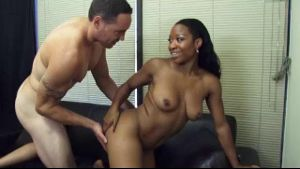 Skin Diamond Wants A White Load.
