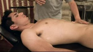 Jason Phoenix Gets a Slow Sensual Massage.