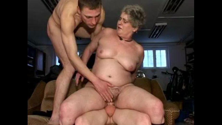 Fat Old Gray Haired Lady and German Ruffians, starring Ludowika, produced by Z- Faktor Medien. Video Categories: Older/Younger, Threeway, Blowjob and Mature.