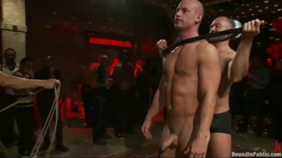 Patrick is the Center Of Attention, starring Josh West and Patrick Rouge, produced by KinkMen. Video Categories: GangBang, Leather, Fetish and BDSM.