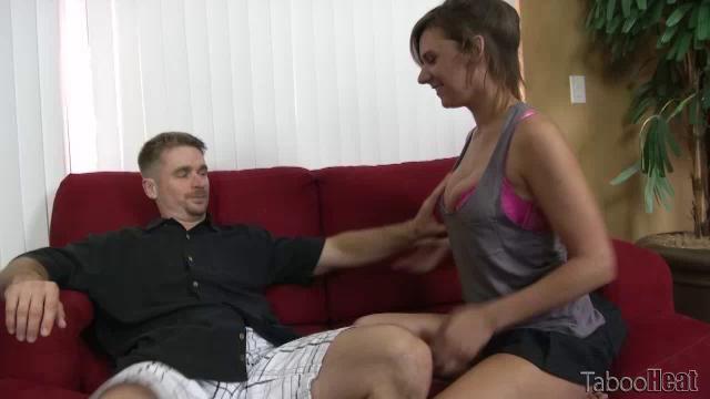 Bribing dad with sex