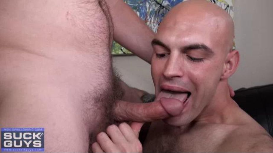 Skinny, Bald, Hairy and Hard, starring Aaron French and Craig Spade, produced by SUCK Off GUYS. Video Categories: Bear, Blowjob and Masturbation.