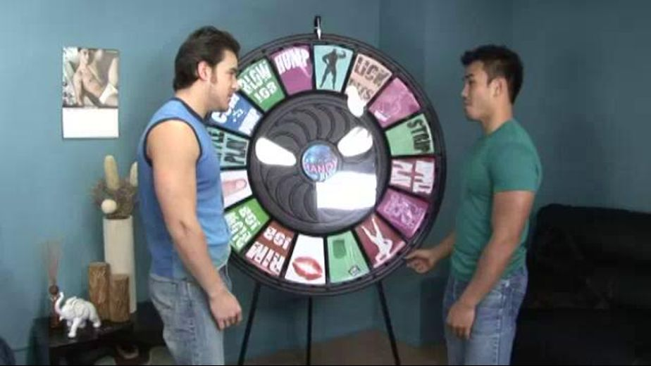 Chris Rockway Spins the Wheel O' Sex with Johnny Angel, starring Chris Rockway and Johnny Angel, produced by Randy Blue. Video Categories: Blowjob and Muscles.