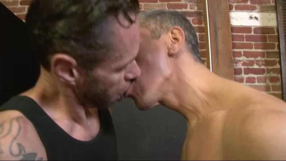 Wanna Fuck? He Whispered, starring Damon Dogg and Thor Llanura, produced by Damon Dogg's Cum Factory and Factory Video Productions. Video Categories: Blowjob, Fetish and Leather.