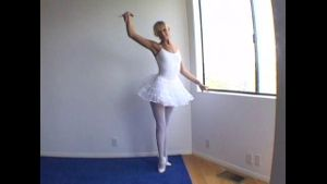 Teena Fine The Ballerina Gangbanged.