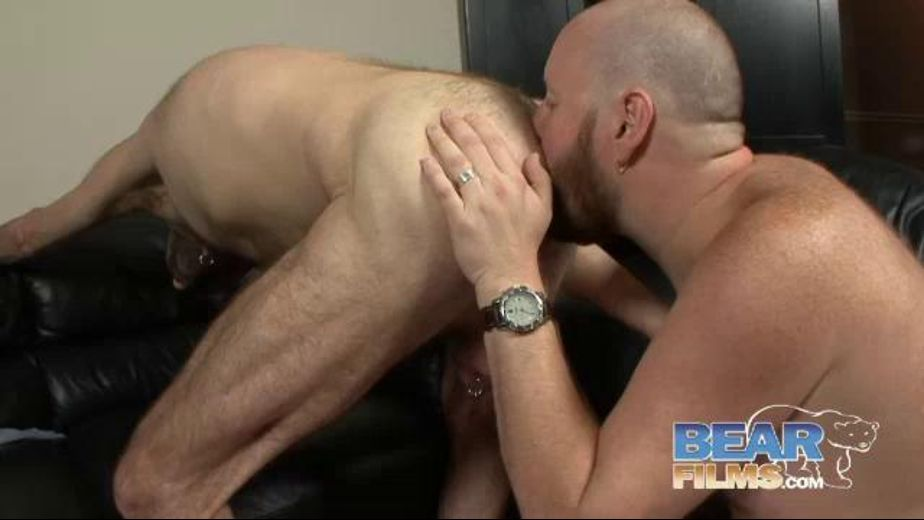 A Chubby Bear and a Daddy Bear, starring Johnathon Staples and Harlan Christopher, produced by Bear Films. Video Categories: Anal, Bear and Blowjob.