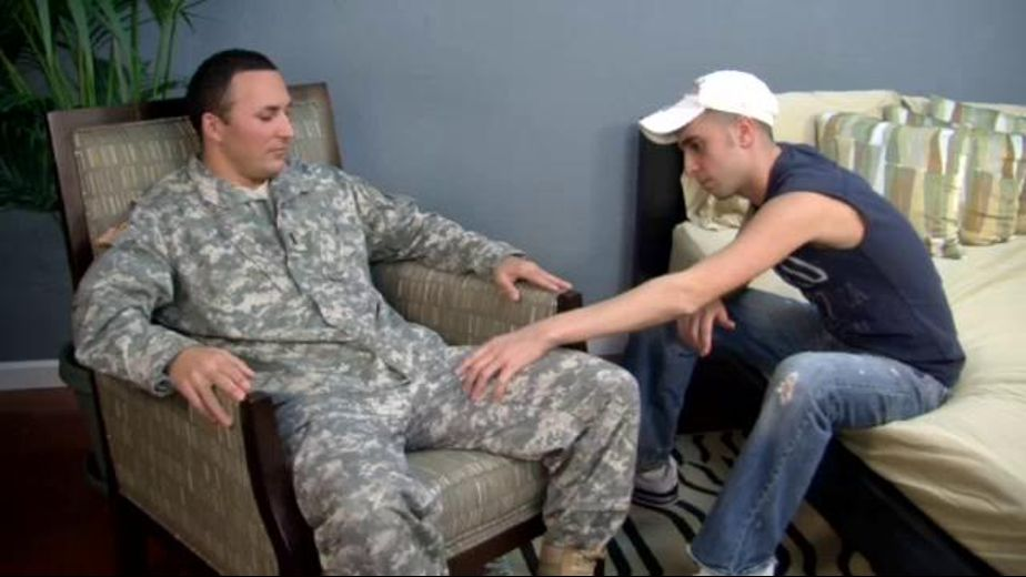 Straight Military Man Second Time Gay Sex, starring Giovanni and Tanner (m), produced by Dirty Tony. Video Categories: Military, Amateur, Blowjob and Str8 Bait.