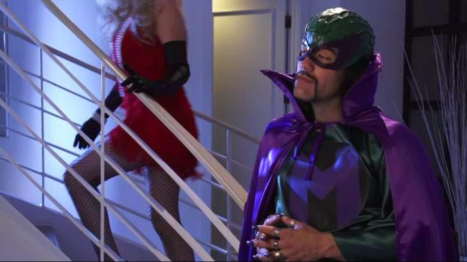 Tony Stark's Halloween Party, starring Dale DaBone, Jazy Berlin and Skin Diamond, produced by Vivid XXX Super Heroes and Vivid Entertainment. Video Categories: Interracial, Threeway and Adult Humor.