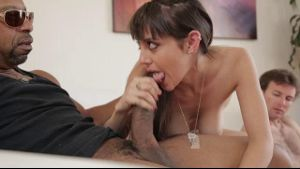 Bella-Nikole Black Makes Cuckold of Husband.