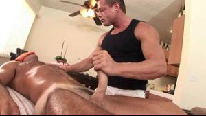 Mouth on Yummy Cock Massage.