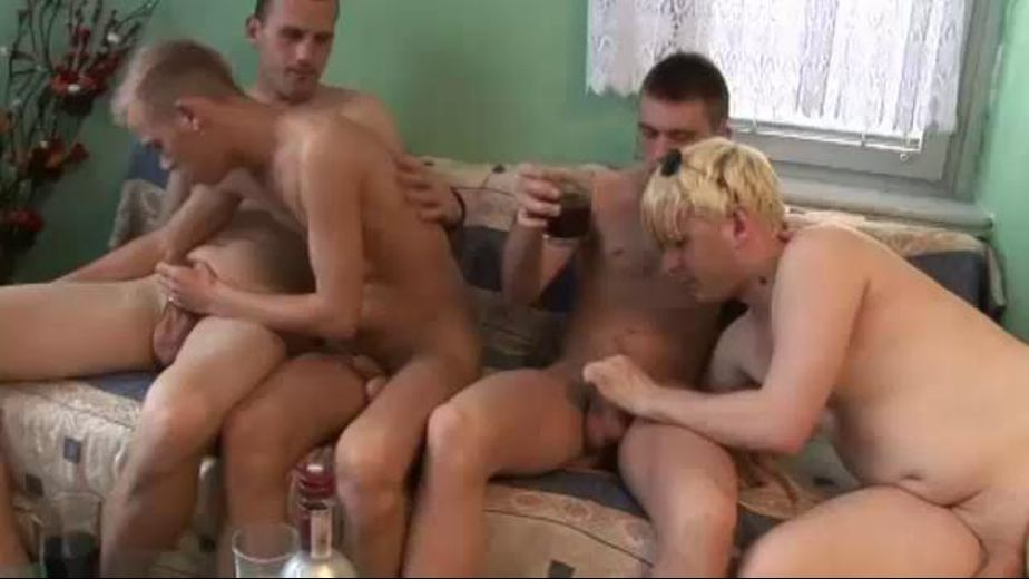 Grab a 40 and A Cock, produced by Pacific Sun Entertainment Inc.. Video Categories: Bareback and College Guys.