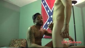 White Rebel Boy Likes Black Guys.