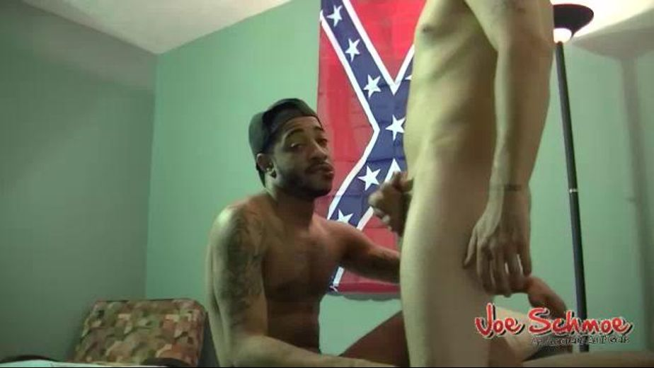 White Rebel Boy Likes Black Guys, starring Jason (AMVC) and Token, produced by Joe Schmoe Productions. Video Categories: Amateur, Blowjob, Black and Interracial.