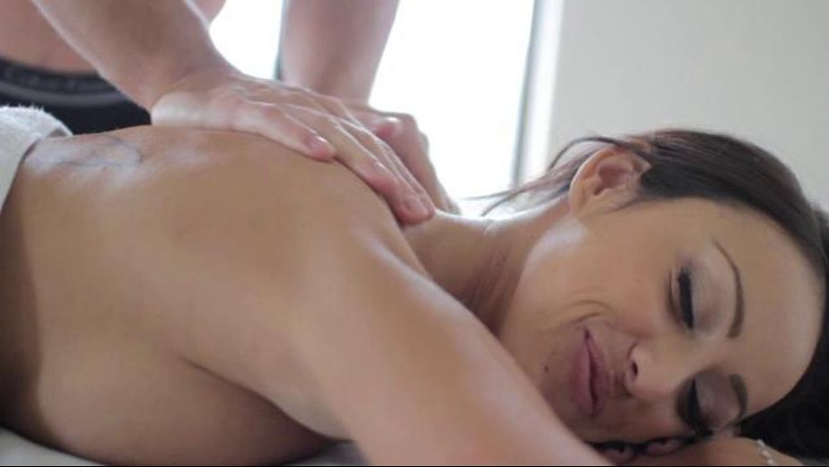 The masseur is licking my ass, starring Johnny Castle and Aleksa Nichole, produced by Pure Passion. Video Categories: Natural Breasts, Fetish and Brunettes.
