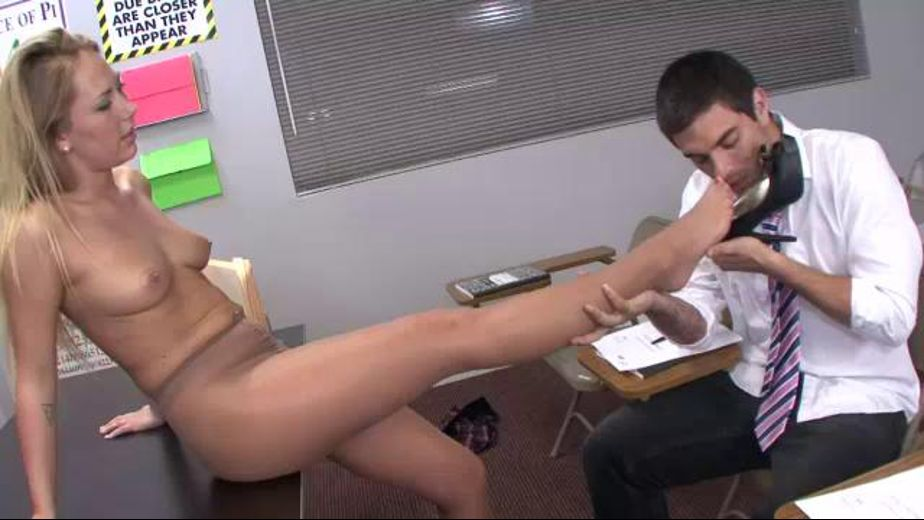 Studying Feet, starring Carter Cruise, produced by Fetish Network. Video Categories: Interracial, College Girls and Fetish.