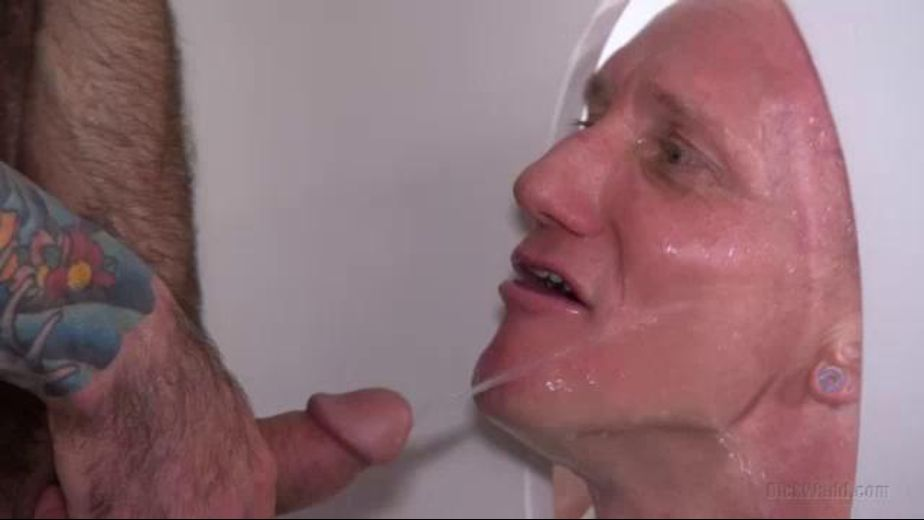 It Is A Glory Hole Orgy, starring Todd Maxwell, Jason Mitchell, Mason Garet, Nick Moretti, Hogan Wade, Derek Anthony and Cope, produced by Dick Wadd. Video Categories: Muscles, Bareback, Orgies and Pigs.