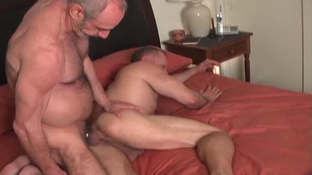 Amateur senior anal