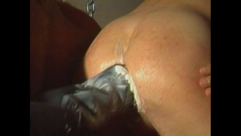 Big Creamy Dildo In An Ass, starring Christopher Rage, produced by Spunk Video. Video Categories: Classic, Anal and Fetish.