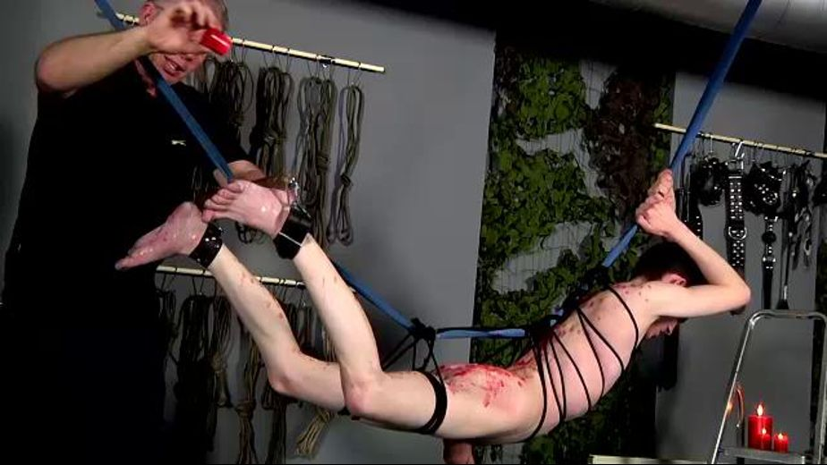 This Swing is Not So Fun, starring Sebastian Kain and Aaron Aurora, produced by BoyNapped. Video Categories: Euro, Mature, Fetish, College Guys and BDSM.