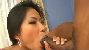 Hot Asian Eats Black Meat.
