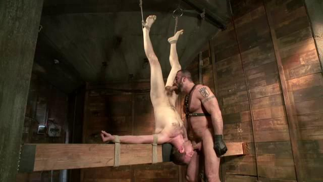 Fucked and flogged