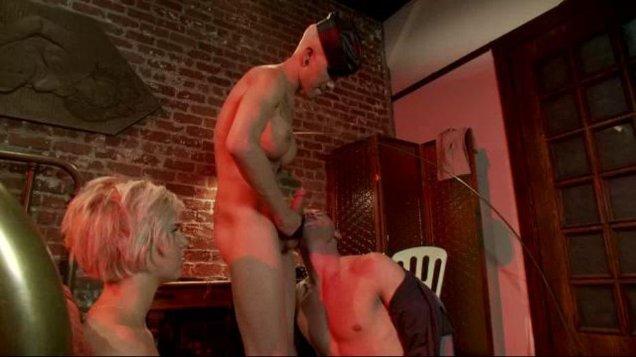Fierce Danni Daniels And A Straight Couple, starring Patrick Rouge, Danni Daniels and Chloe Camilla, produced by Kink. Video Categories: Transgender, Blondes, Threeway and Fetish.