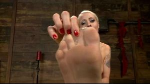 Lorelei Lee Pantyhose Worship POV.