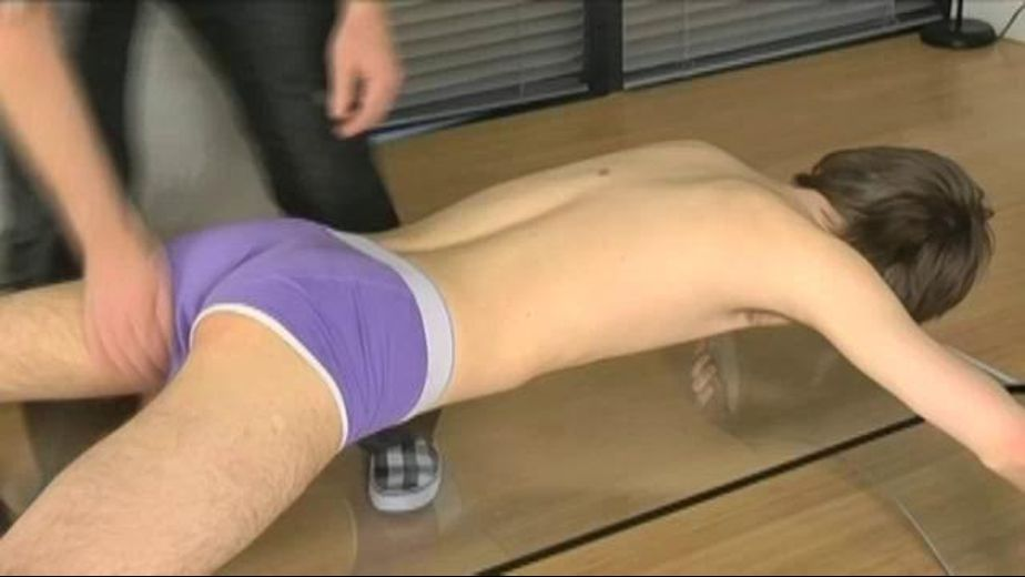 Poor Tiny Tyler is Spanked, produced by BoyNapped. Video Categories: Euro, BDSM, College Guys and Fetish.