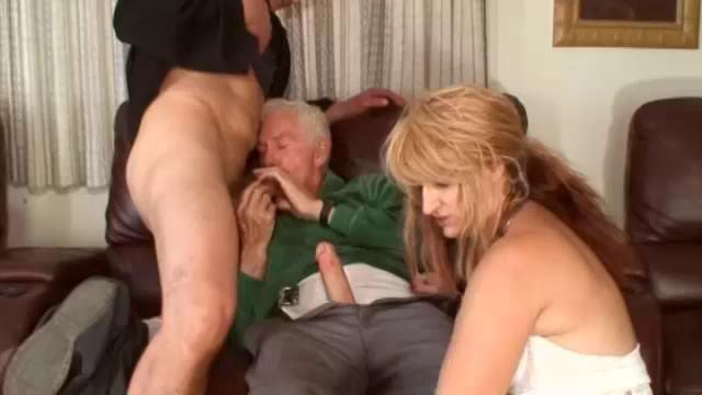 bisexual jobs Amateur blow