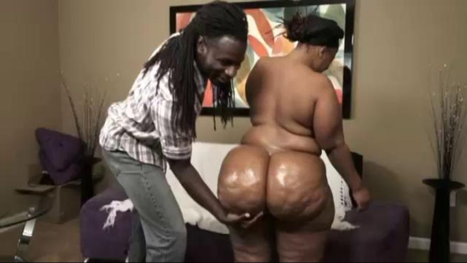 Heavyweight Ass, starring Nathan Threat and The Butt, produced by Black Market Entertainment. Video Categories: Black, Gonzo and Big Butt.